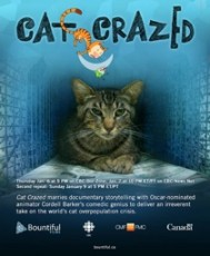 Cat-Crazed-Poster-Small
